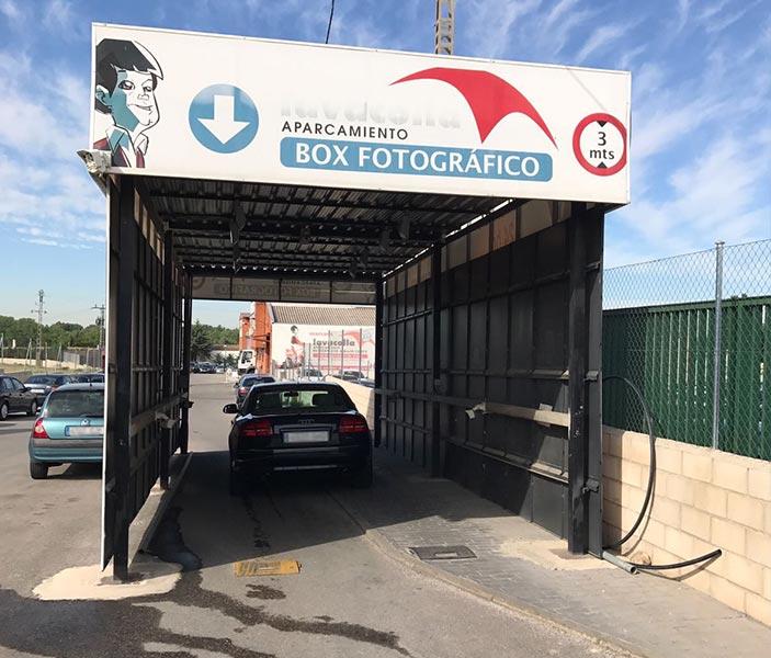 Servicio de lavados de vehículos